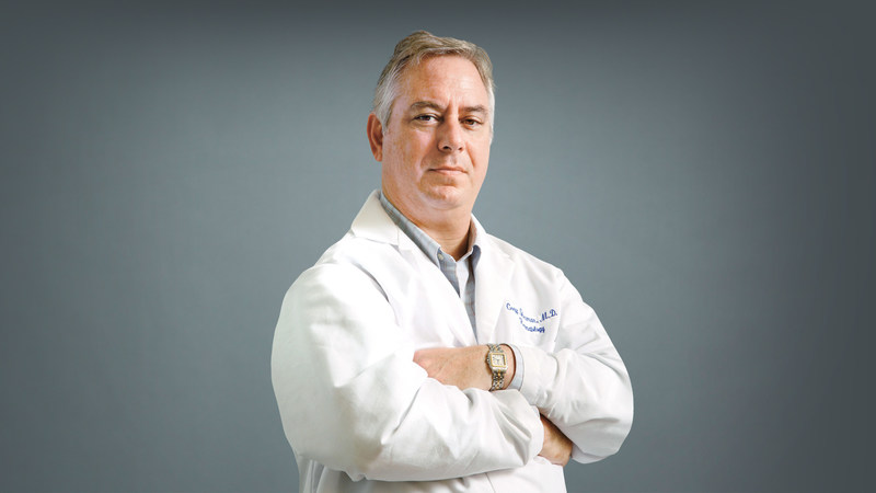 Gregg Silverman, MD, professor in the Departments of Medicine and Pathology at NYU Langone and co-director of its Musculoskeletal Center of Excellence. Photo courtesy of NYU Langone Medical Center