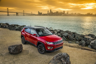 2017 Jeep® Compass: An All-New Global Compact SUV Delivering Unsurpassed 4x4 Capability, World-Class On-Road Driving Dynamics, Advanced Fuel-Efficient Powertrains and Premium Styling