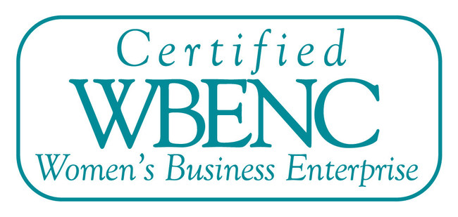 WBENC-Certified WBE, Women's Business Enterprise, Woman-Owned