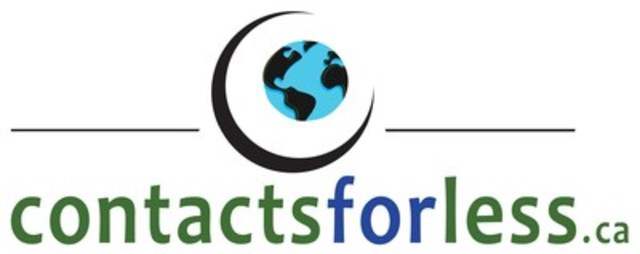 Canada: Save Money on Contact Lenses & Save the Planet Too. (CNW Group/Contact For Less)