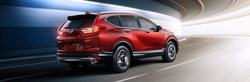 Dayton, Ohio area car shoppers are encouraged to stop into Matt Castrucci Honda to meet the new 2017 Honda CR-V in person.