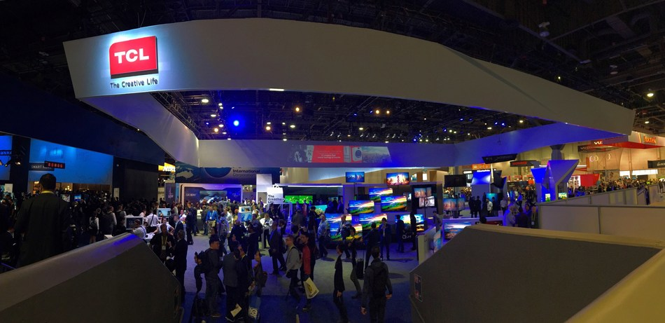 TCL at CES 2017