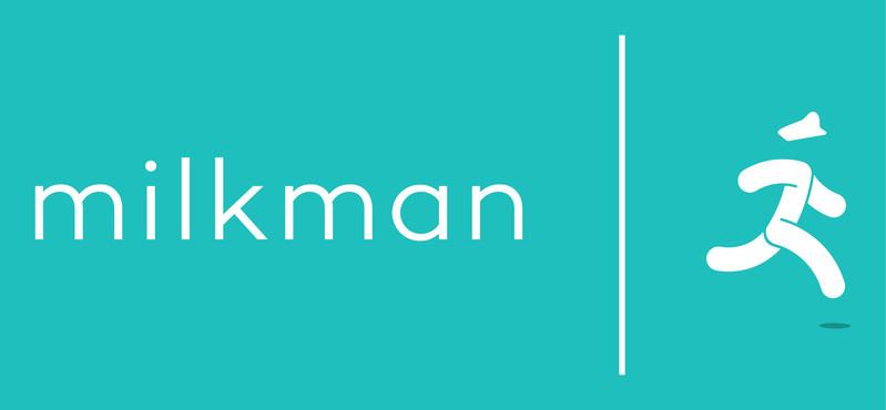 Milkman Logo (PRNewsFoto/Milkman)