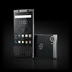 Distinctly Different. Distinctly BlackBerry. TCL Communication Launches All-new BlackBerry® KEYone to the World at MWC 2017
