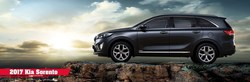 The 2017 Kia Sorento has been added to the Serra Kia of Trussville inventory, expanding options for shoppers looking for increased performance.