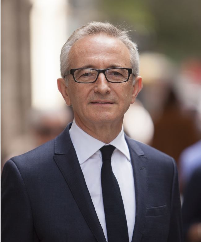 Herve Houdre Elected Chairman of Hotel Association of New York City
