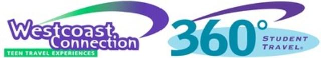 Logo: Westcoast Connection/360° Student Travel (CNW Group/Westcoast Connection)
