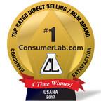USANA Ranked No. 1 Choice for Consumers