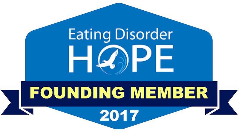 Eating Disorder Hope Founding Member