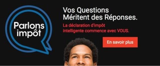 Parlons impôt : ImpôtExpert lance ses consultations fiscales en ligne avec son nouveau microsite (Groupe CNW/ImpôtExpert)