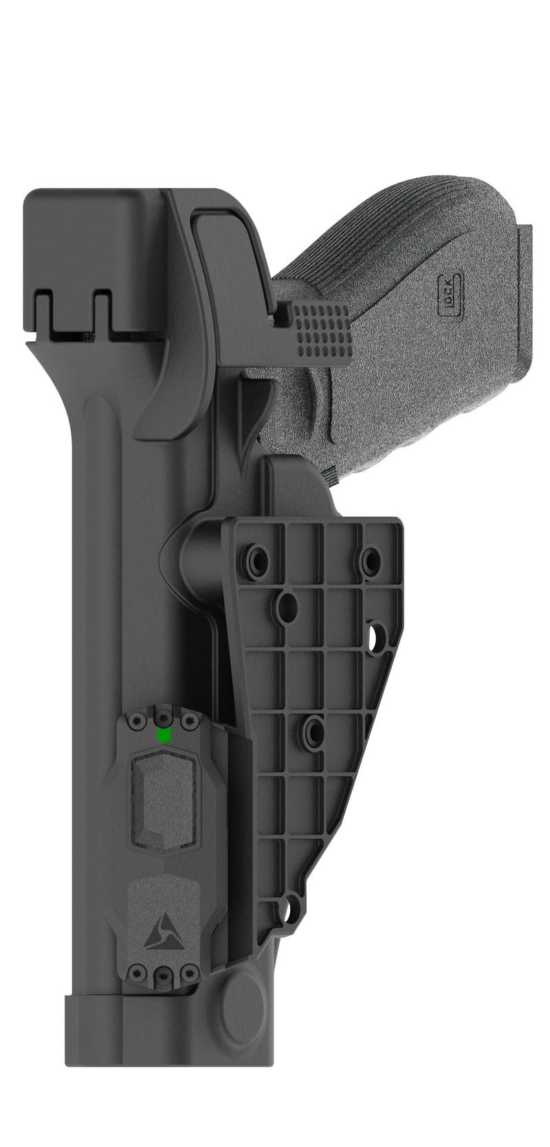 Axon Signal Sidearm by TASER International, Inc., Scottsdale, AZ, USA