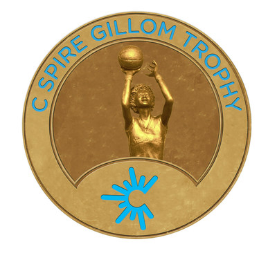 Two stars for the nationally ranked Mississippi State University Lady Bulldogs, Victoria Vivians and Morgan William, are among three finalists for the 2017 C Spire Gillom Trophy honoring the Magnolia State's top female college basketball player.  The other finalist is Brittany Dinkins of Southern Miss. A winner will be named March 6.