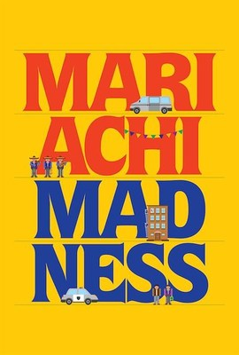 The movie poster of Mariachi Madness
