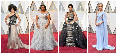 Octavia Spencer, Janelle Mon'e, Halle Berry, and Giuliana Rancic Sparkle in Forevermark Diamonds at the 89th Annual Academy Awards