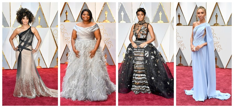 Halle Berry, Octavia Spencer, Janelle Monae and Giuliana Rancic Sparkle in Forevermark Diamonds at the 89th Annual Academy Awards