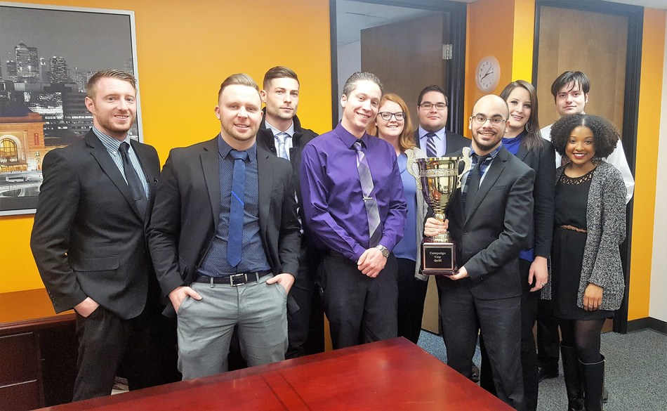 LJC Business Partners, a premier sales and marketing company led by president Edward Cacho, earned the Campaign Cup national sales award for their outstanding fourth-quarter performance.