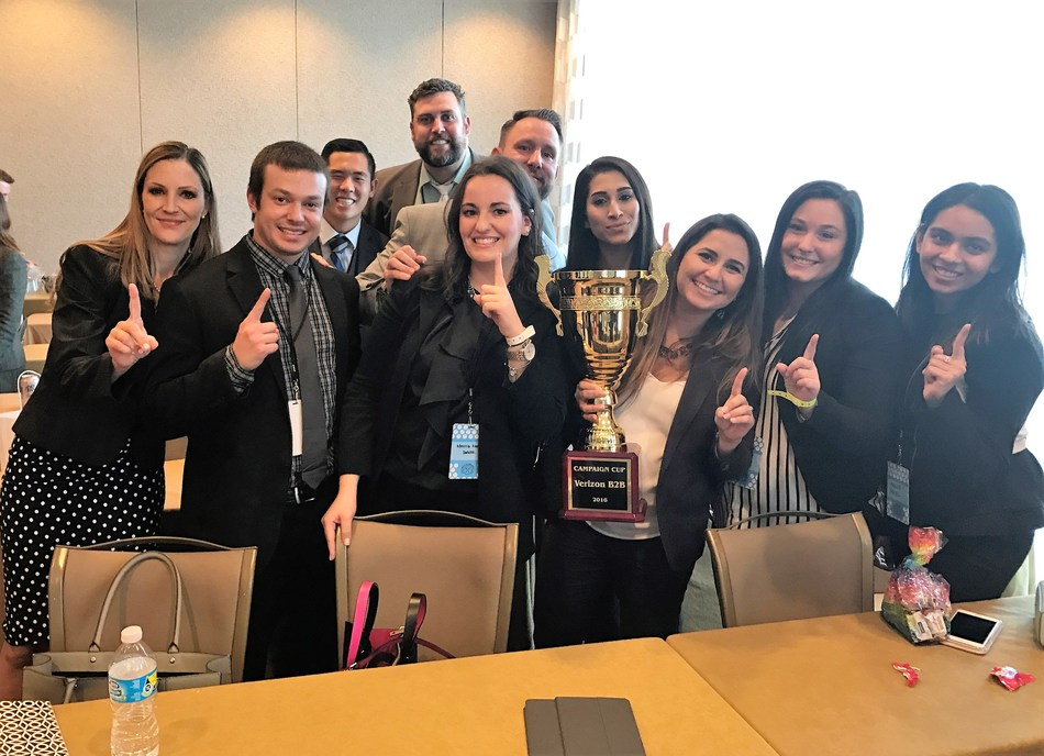 Suttle & King Inc., a New Jersey-based sales and marketing company, earned the Campaign Cup national sales award for their strong performance during the fourth quarter, as well as their overall performance throughout 2016.