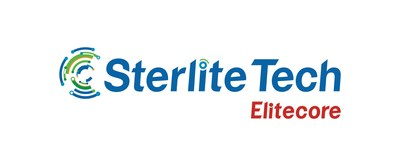 Sterlite with Elitecore Logo (PRNewsFoto/Sterlite Tech)