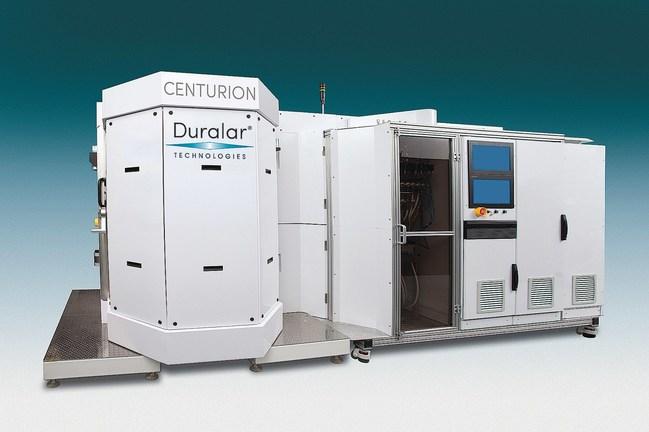 Duralar's new Centurion coating system