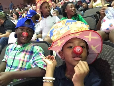 After 146 years, the Ringling Bros. and Barnum & Bailey(R) Circus will bid a final farewell to audiences in May. Wounded Warrior Project(R) (WWP) veterans and their families recently experienced the magic one last time in Jacksonville.
