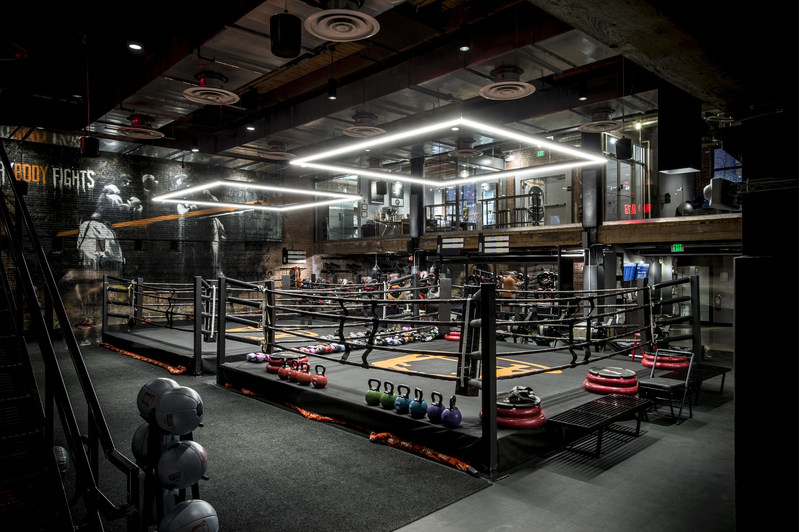 The new EverybodyFights boxing-fitness center opening summer 2017 in New York City will consist of three studios in one, featuring the same luxury amenities and aesthetics of the gym's two current locations in Boston, MA.