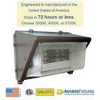 Access Fixtures Announces New STAT LED Outdoor Wall Pack Fixtures