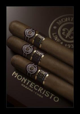 Montecristo 1935 cigars (PRNewsFoto/HABANOS SA)