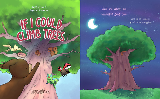 Children S Book Covers Front And Back : New children s book encourages kids to see the world
