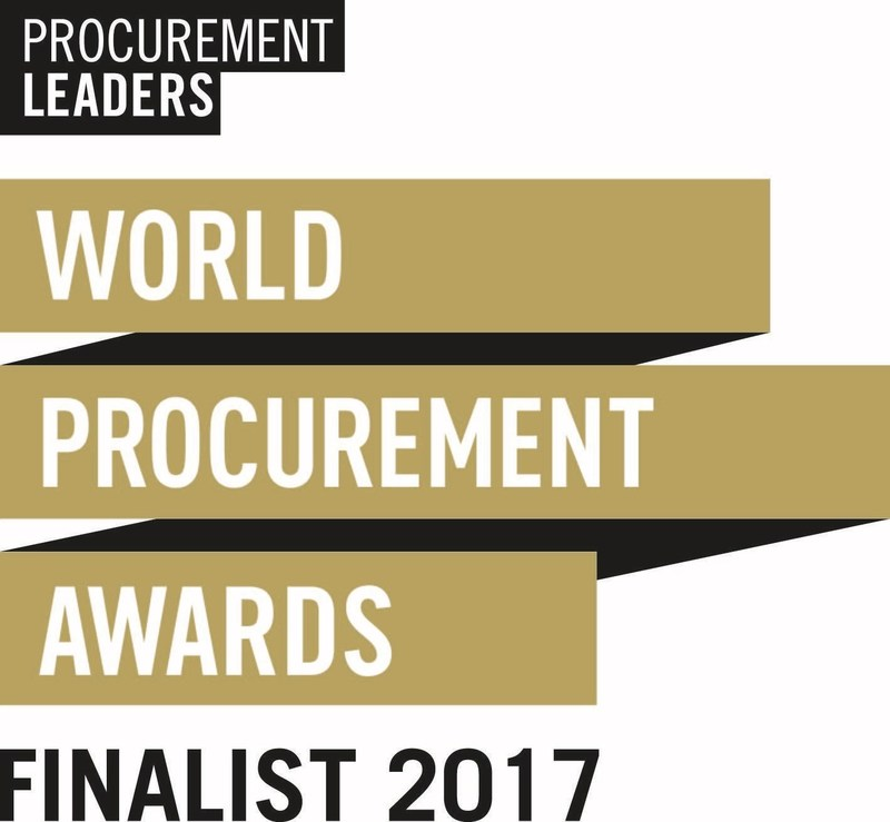 Aquiire's new real-time procure-to-pay (P2P) suite selected as a finalist for the most celebrated and sought after awards in procurement, representing the best projects, people and organizations across the world.