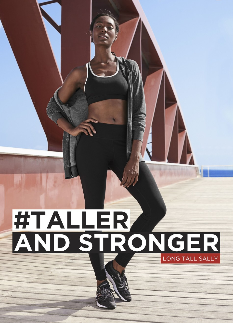 LONG TALL SALLY INTRODUCES THE FIRST FITNESS PROGRAMME FOR TALL WOMEN (PRNewsFoto/Long Tall Sally)