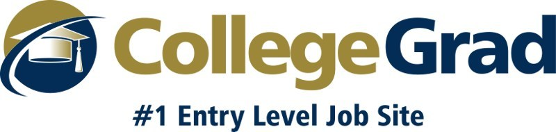 CollegeGrad.com #1 Entry Level Job Site - Logo