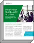 """IPOs & Transactions Week in Review: Feb 20 - 24 / plus """"Billion Dollar Questions"""" M&A whitepaper"""