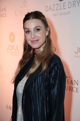 """""""I've used the JOIFUL on-demand beauty app to get ready for events, meetings and for the special launch event tonight,"""" said Whitney Port, TV personality, fashion designer and author, who recently announced her pregnancy.  """"Like a lot of JOIFUL clients, my life is busy and going to get busier, so I'm glad to have a solution that saves time trekking to the salon."""""""