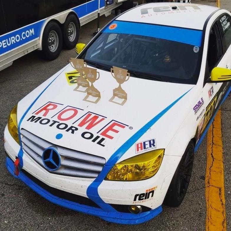 FCP Euro Wins Class 3 with American Endurance Racing at Road Atlanta