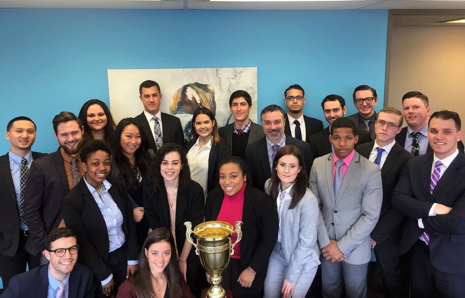 Marketing firm Addella earned the Campaign Cup national sales award during the fourth quarter, as well as the entire year of 2016, for their outstanding results. The firm is led by president Luc Hebert.