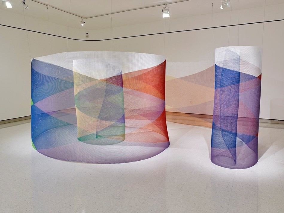 World-Renowned Brazilian-Born Artist, Lydia Okumura Set to Make Utah Debut at Weber State University march 3-April 7, 2017. Unique exhibition to showcase Okumura's dynamic installations, sculptures and works on paper that blur the line between two and three-dimensions