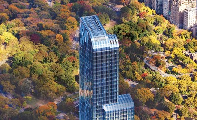 ONE57, Extell Development Company
