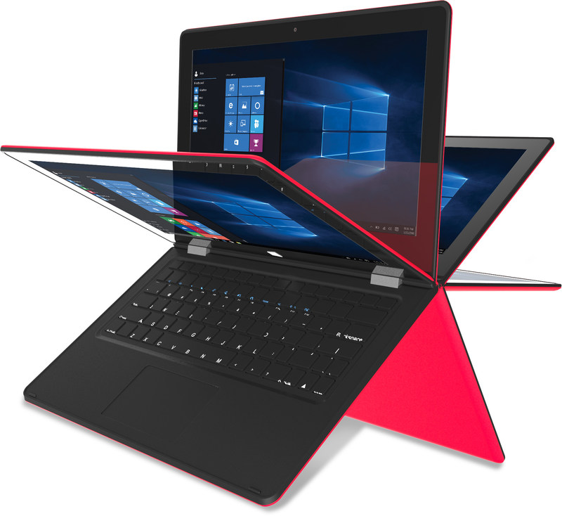 SLIDE's LAP116 convertible notebook is an ideal computing solution for those on the go