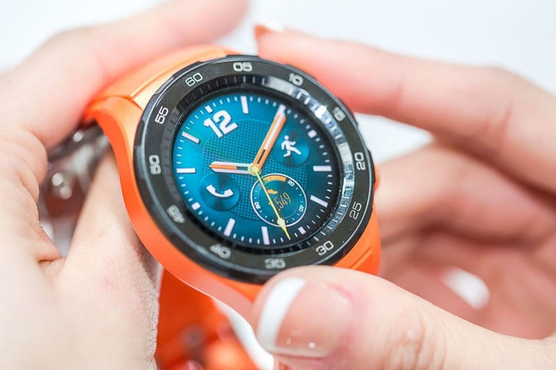The new Huawei Watch 2 (PRNewsFoto/Huawei Consumer Business Group)