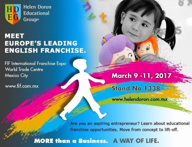 Come meet Helen Doron Ltd, Europe's leading educational franchise (PRNewsFoto/Helen Doron Educational Group)
