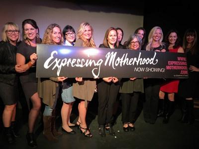 A former Expressing Motherhood cast