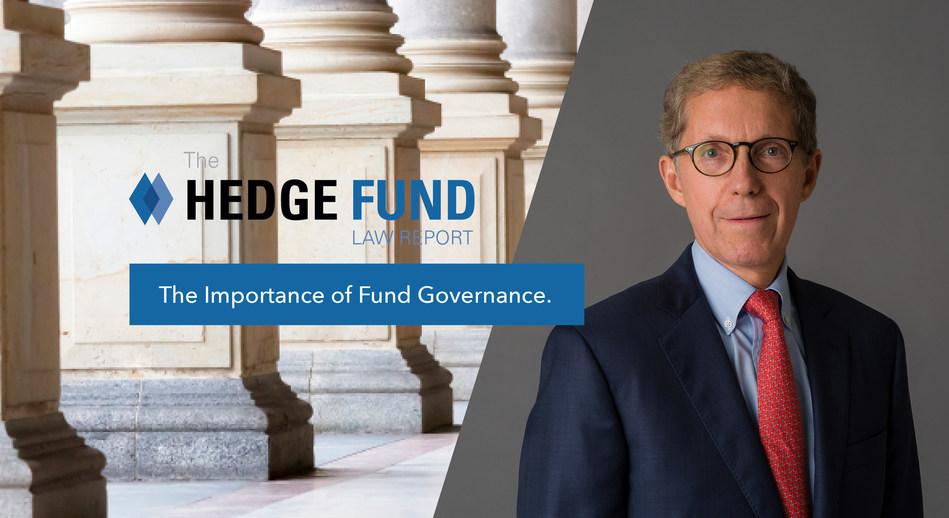 William H. Woolverton, Hedge Fund Law Report