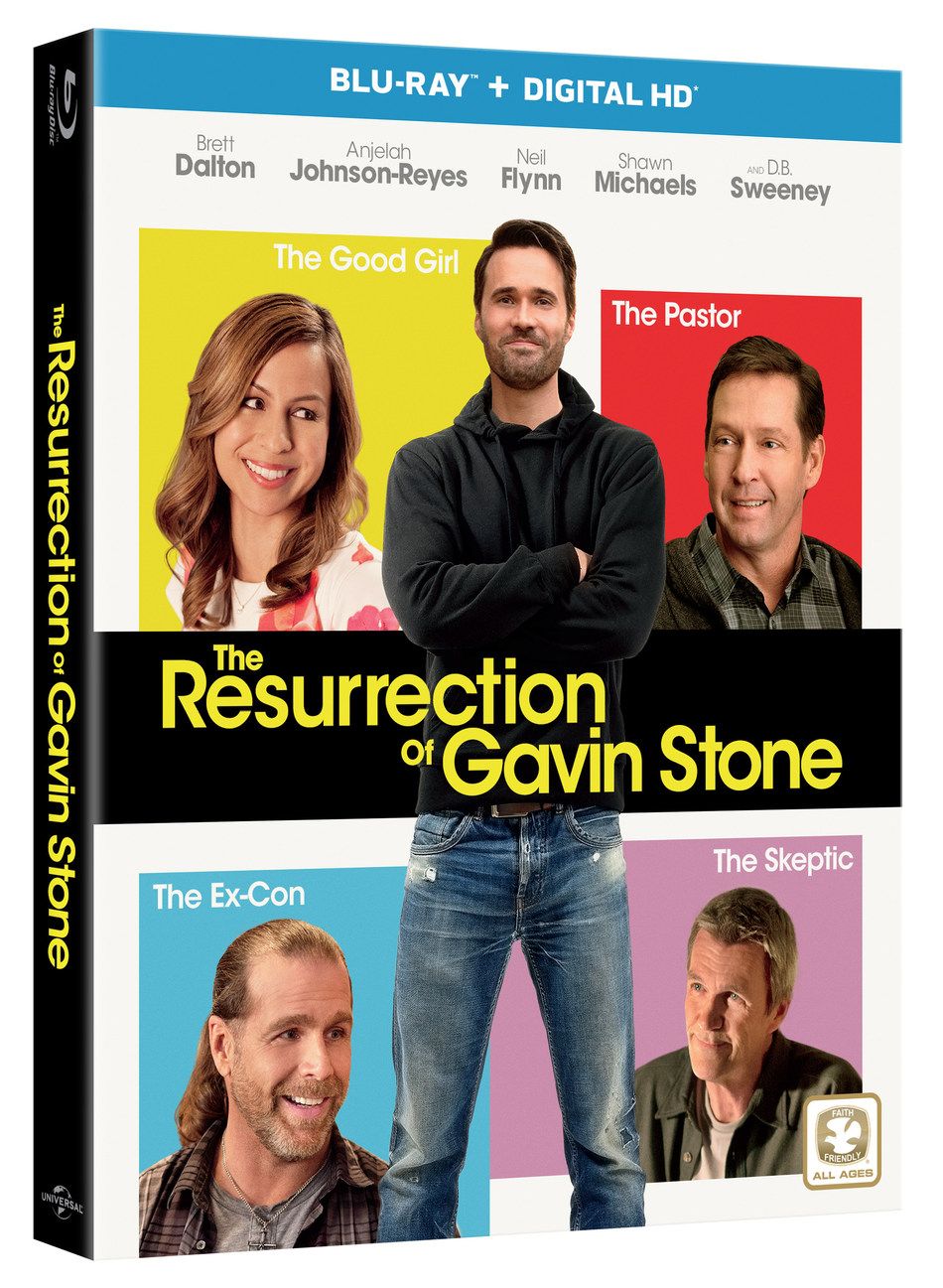 From Universal Pictures Home Entertainment: The Resurrection of Gavin Stone