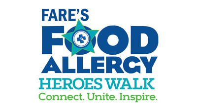 Honoring Change Makers and Champions, Food Allergy Research & Education's Walk Program Transforms into FARE's Food Allergy Heroes Walk