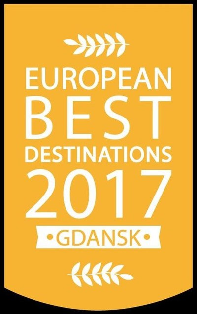 Gdansk, Poland voted one of most attractive cities for tourists in Europe. (PRNewsFoto/City of Gdansk)