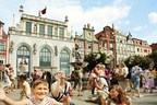Gdansk, Poland voted one of most attractive cities for tourists in Europe. (PRNewsFoto/Gdansk)