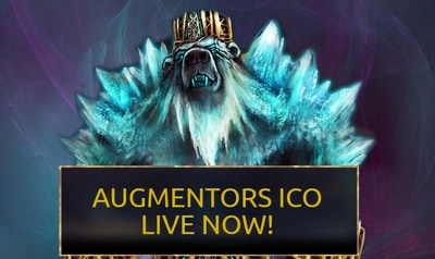 Augmentors, the Shark Tank Backed Blockchain Mobile Game Raises 883 BTC - Offers One Last Chance to Be Part of a Gaming Revolution