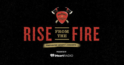 Jack Daniel's Tennessee Fire And iHeartMedia Team Up To Raise Funds For The Fire Family Foundation