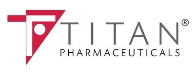 (PRNewsFoto/Titan Pharmaceuticals, Inc.)