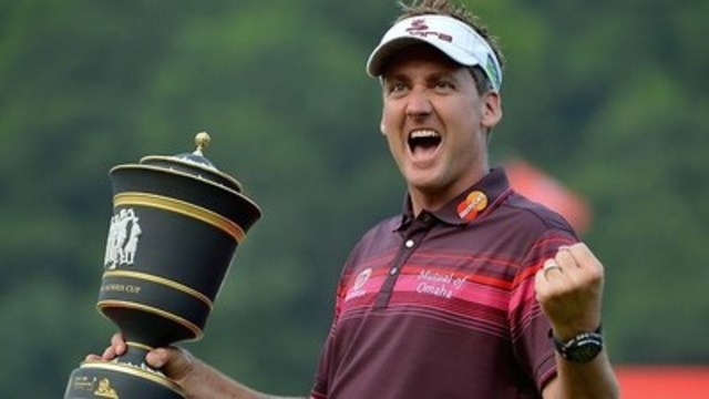 Two-time World Champion PGA Golfer Ian Poulter (CNW Group/VIKTRE)